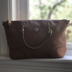 Tory Burch Cognac Purse